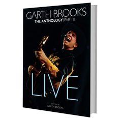 4018fb2c1c7 Buy Garth Brooks  The Anthology Live Part III at Walmart.com