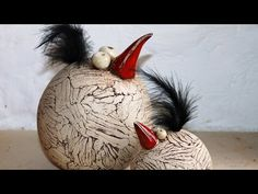 Keramik Huhn - YouTube