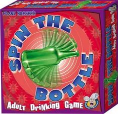 Spin the Bottle #Adult #Drinking #Game