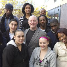 Covenant House helps homeless kids. Amazing that in the U.S. as many as 2 million youth experience a period of homelessness each year.