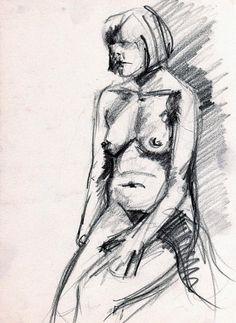 Disegni a penna - Andrea Zannoni