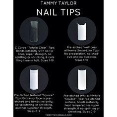 ❤ Award Winning Pre-Etched Nail Tips Refill Pak Tammy Taylor Nails, Acrylic Nails At Home, Paws And Claws, Best Cell Phone, Great Nails, Winter Nails, Design Tutorials, Nail Tips, Nail Art Designs