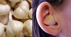 Dala si do ucha strúčik cesnaku, keď uvidíte prečo urobíte to isté! | Báječný život