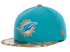 Miami Dolphins Salute to Service Hat