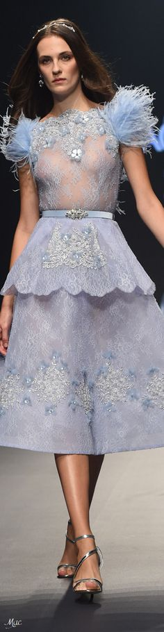 Spring 2018 RTW Joao Rolo Royal Fashion, Fashion 2018, Runway Fashion, Fashion Models, Spring Fashion, High Fashion, Fashion Outfits, Women's Fashion, Lavender Outfit