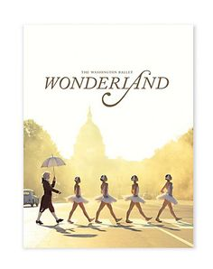 "D.C.-based design firm Design Army and photographer Cade Martin team up with the artists of The Washington Ballet to create ""Wonderland"", a book that re-envisions TWB's landmark productions in mystical places throughout Washington, D.C. Read more at http://www.petapixel.com/2012/10/23/ethereal-photographs-from-wonderland/#xKHbmbA87ZQDxzBB.99"