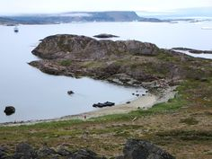 Herjolfsnes was the easternmost Norse settlement in Greenland. From the 10th to the 15th centuries it served as a port of call for ships sailing to/from Iceland and Europe.