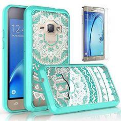 2bae3ac633332b Coque Etui pour Samsung Galaxy Core Prime SM-G360F   SM-G361F, Suroyal®  Transparent Ultra Mince Case Cover TPU Silicone + PC Plasticque Housse de  Protection ...