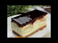 Tiramisu, Cheesecake, Make It Yourself, Ethnic Recipes, Fresh, Food, Youtube, Cheesecakes, Essen