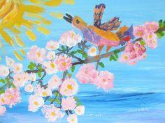 https://www.google.com/search?q=детские рисунки цветущая вишня