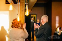 Intimate wedding at Swig | Jenny + Andy | Milwaukee Wedding Photography | Photo by Front Room Photography