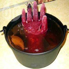 Recipe photo: Halloween witches brew