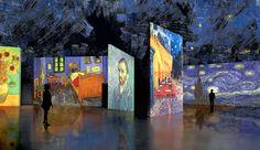 """""""Van Gogh Alive"""": i capolavori di Van Gogh prendono vita"""