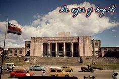 Antigua universidad de C.R