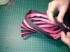 Tutorial: bolsa de zipper. - YouTube
