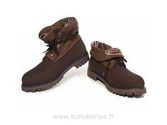 Timberland Homme brun Timberland Roll Top Bottes