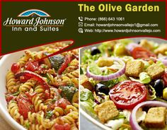 the_olive_garden is the beautiful dining option in howard johnson inn suites of vallejo visit olive gardenshoward - Olive Garden Vallejo