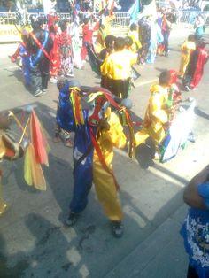 El Torito, danza de Congo, emblemático del carnaval de Barranquilla
