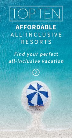 Ready to book your next all-inclusive vacation? Check out the Top Ten Affordable All-Inclusive Resorts of Mexico Vacation Destinations, Turkey Destinations, All Inclusive Vacations, Bucket List Destinations, Vacation Deals, Vacation Places, Bucket List Life, Travel Specials, Cheap Flight Tickets