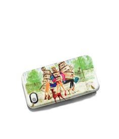I want an iPhone just because I want this case. #HenriBendel