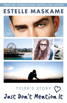 Just Don't Mention It (Dimily Trilogy, book by Estelle Maskame - book cover, description, publication history. The Lunar Chronicles, Ebooks Pdf, Lus, Books To Buy, Just Don, Bad Boys, Bestselling Author, Book Lovers, Teen Books