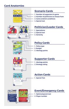 Statecraft - the Political Card Game by Inside the Box Board Games — Kickstarter