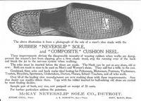 Mckay Neverslip Sole 1897 Ad Picture