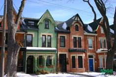 History: Captain Samuel Smith owned the area of land in that we now know as Trinity Bellwoods. Part of this area became the land on which Trinity College … Toronto, The Neighbourhood, Real Estate, Explore, Mansions, House Styles, Home, The Neighborhood, Manor Houses