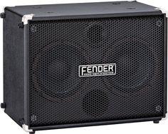 Fender Rumble 2x8 Bass Cabinet (500 Watts handling).