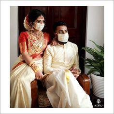 Indian Wedding Couple Photography, Wedding Couple Poses, Bridal Photography, Wedding Couples, Engagement Photography, Bengali Bridal Makeup, Indian Bridal Sarees, Couple Photoshoot Poses, Wedding Photoshoot