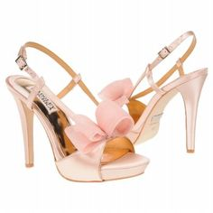 Badgley Mischka Women's Xavier Slingback Sandal in Pink