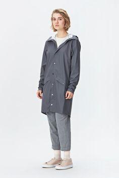 Long Jacket | RAINS - Defying Danish Weather Since 2012