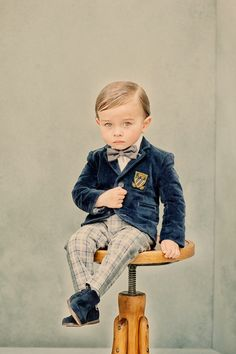 Tartine et Chocolate for fall/winter 14 kids photoshoot by Gerard Harten in Paris.