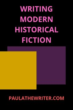 Between traditional Historical Fiction and Contemporary Fiction is fiction set in the relatively recent past - Modern Historical Fiction. Why would we set novels in, for example, the or I talk more about Modern Historical, in this post. Fiction Writing, Writing Advice, Writing A Book, Novel Genres, Mystery Novels, Historical Romance, Historical Fiction, Writer Tips, Spirituality Books