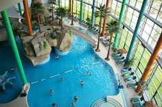 Druskininkai aquapark,Lithuania