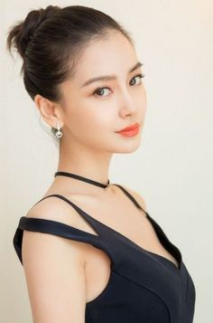 Beautiful Girl Image, Beautiful Asian Women, Beautiful People, Most Beautiful Faces, Angelababy, Pretty Asian, Girl Face, Sensual, Asian Woman