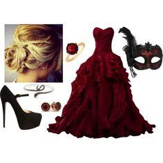 Masquerade Ball Dresses for Women