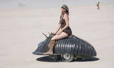 Burning Man 2012 Starts TODAY | Whats it all About, Anyway? - Ski Blog