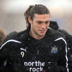 I could watch soccer for Andy Carroll