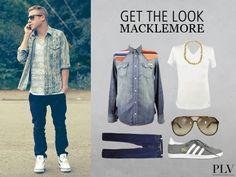 GET THE LOOK: Happy Birthday Macklemore! Der amerikanische Rapper kombiniert Ethno mit HipHop und ein wenig Thriftshop-Feeling. http://youtu.be/QK8mJJJvaes  http://www.plvfashion.ch/de/promotion/145/macklemore