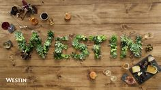 Art Builds - Westin Hotel on Behance Ninina Bakery, Block And Tackle, Large Scale Art, Nyc Photographers, Food Styling, Building, Behance, Plants, 3d Type