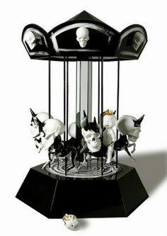 Porcelain figures by Maria Rubinke
