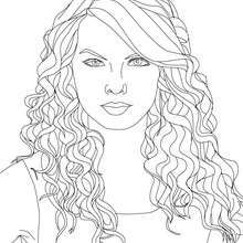 taylor swift cats eyes coloring page coloring page famous people coloring pages taylor
