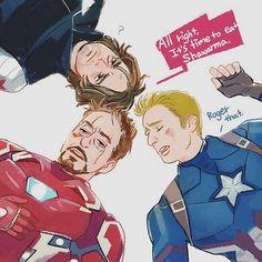 How Civil War should have ended