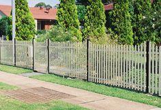 Picket Fencing - Fencing and Gate - Picket Fencing | Sydney NSW
