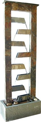 WELLAND Metal Wall Wine Rack / Wood Bar Sign | Indoor water ...