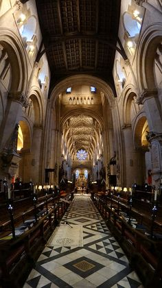 Christ Church Cathedral, Oxford ~ by Rex Harris