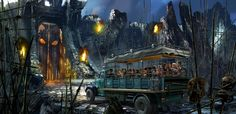 King Kong attraction coming to Universal's Islands of Adventure  in 2016!