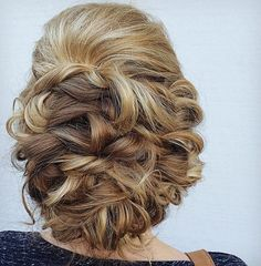 Sara Vanderstelt, known as @svglamour on Instagram, has a knack for thesoft, voluminous updo. We are in love with her creations that have a mixture of soft curls, twists and braids for the perfect messy yet romantic style. Check out some of our faves that would be just perfect for prom!
