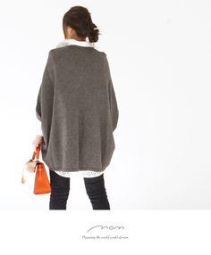 【楽天市場】レイヤーコーデで素敵に♪フリンジドルマンスリーブ2/27新作:Style for mom